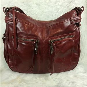 Francesco Biasia Purse Handbag Shoulder Bag